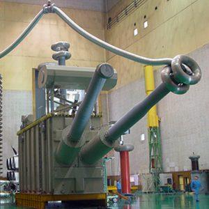 500kV HVDC CONVERTER TRANSFORMER
